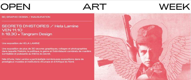 Open Art Week 1